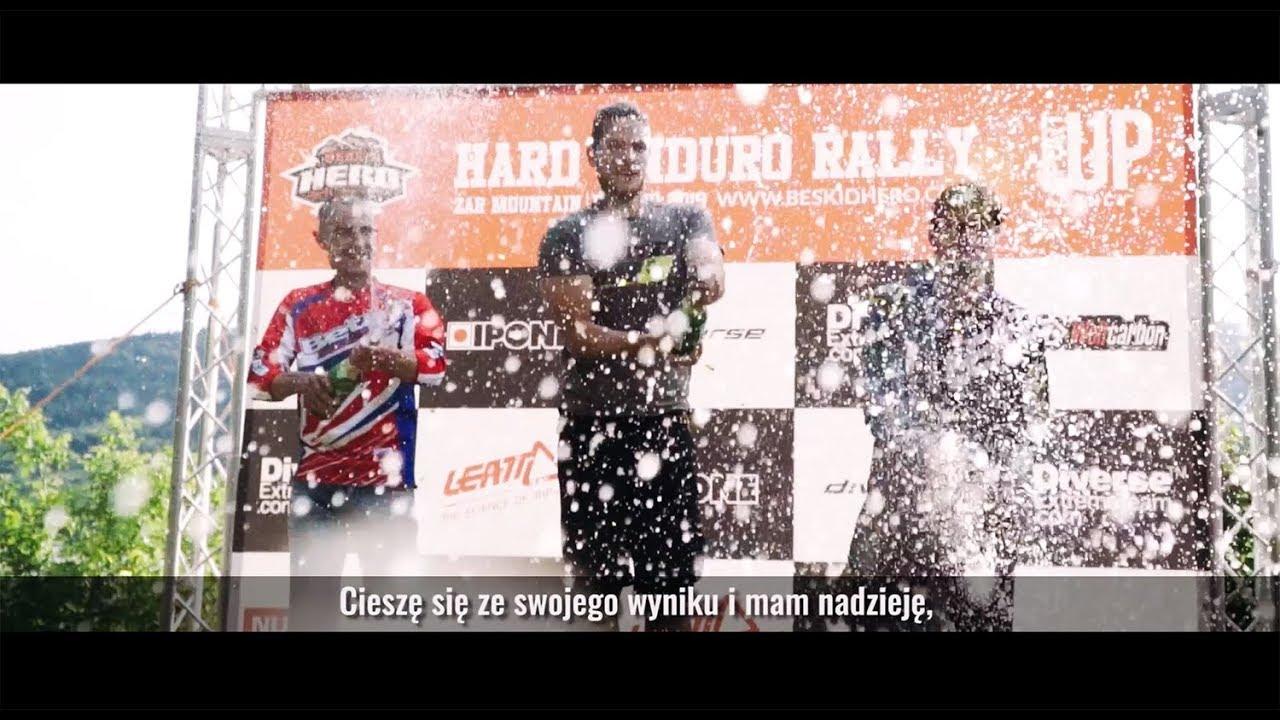 Beskid HERO 2019 - podium PRO