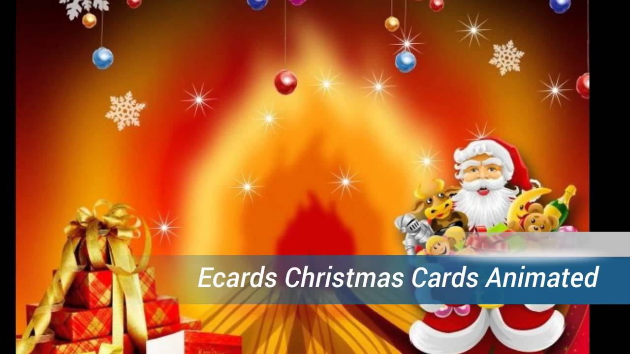 Beautiful ecards christmas cards animated youtube beautiful ecards christmas cards animated m4hsunfo