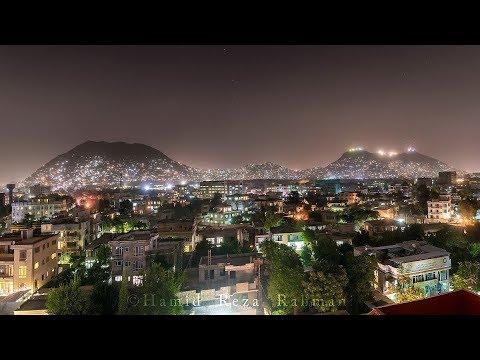 A Video of Kabul City || Afghanistan Tour || Kabuli's Life Style