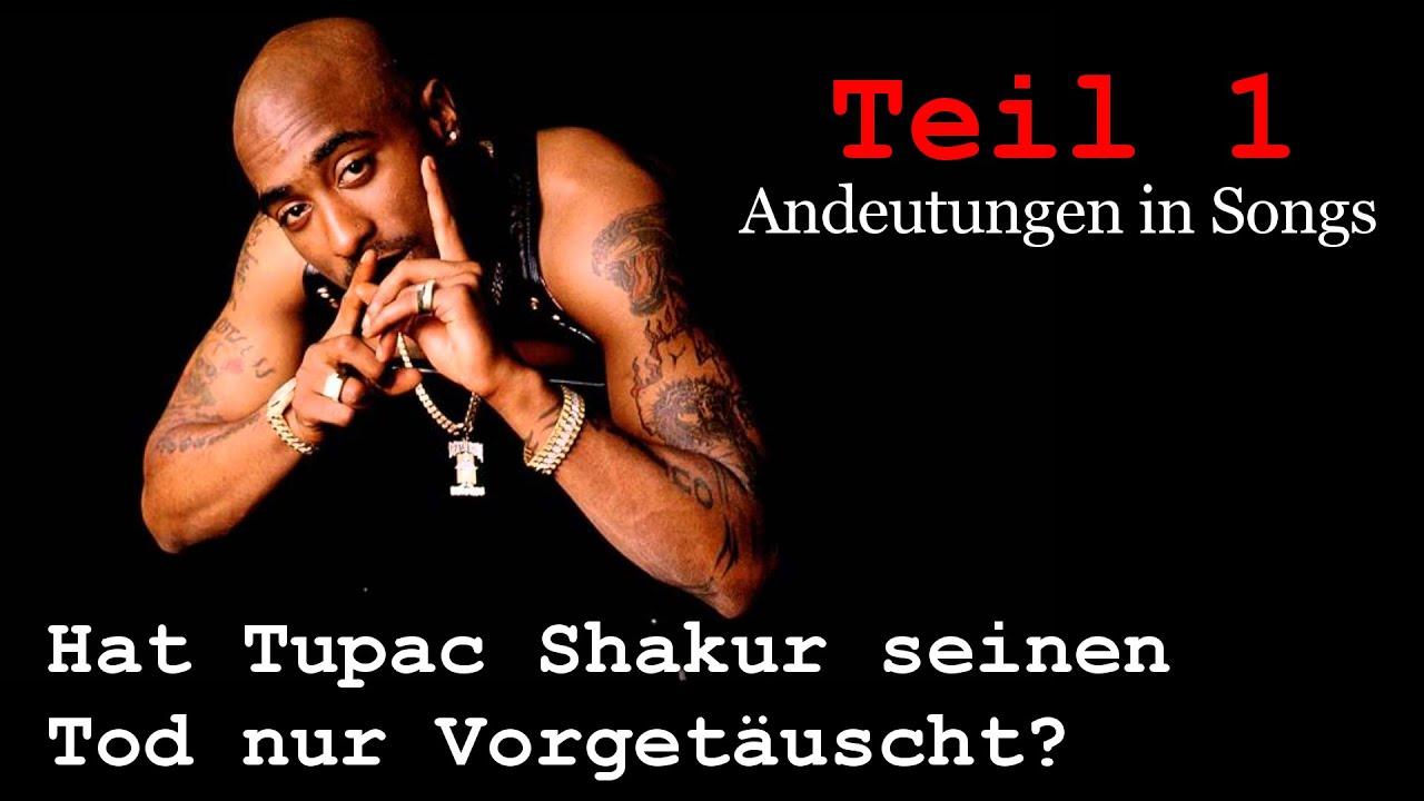 Lebt Tupac noch? #1-Andeutungen in Songs (20. Todestag