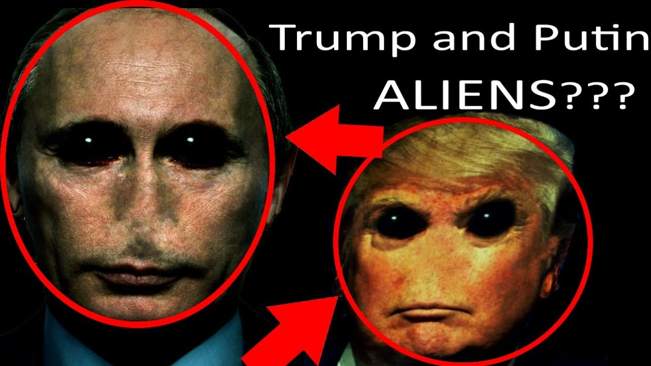 Image result for donald trump alien