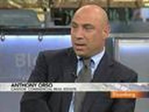 Cantor's Orso Says Timing `Perfect' to Enter CMBS Market: Video