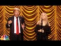 watch he video of Barbra Streisand Duets with Donald Trump