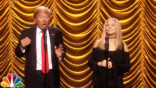 Barbra Streisand Duets with Donald Trump by : The Tonight Show Starring Jimmy Fallon