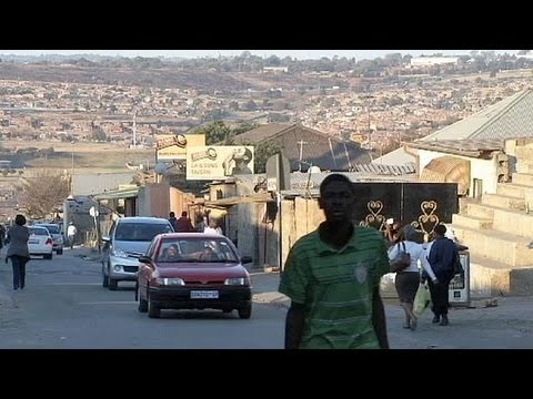 South Africa's townships still far from Mandela's goals of opportunity for underprivileged
