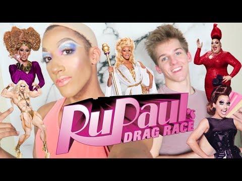 Which Rupaul's Drag Race Queen Are We? feat. Hayden Stark