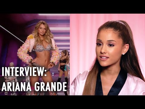 Backstage Interview: Ariana Grande