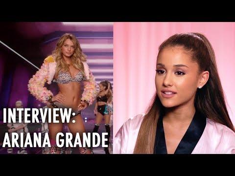 Backstage Interview: Ariana Grande