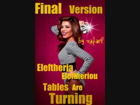 Клип Eleftheria Eleftheriou - Tables Are Turning