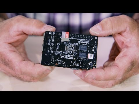Tested: ODROID C2 $42 Tiny Computer!