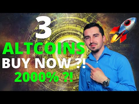 Top 3 Altcoins Ready To EXPLODE in September 2021🚀| BEST Crypto NOW 2000% ?!CRYPTO NEWS THIS WEEK! 😱
