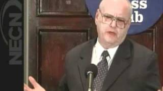 Former Air Force Official Bill Jameson UFO/Nukes Press Conference 9/27/10 (pt 3)