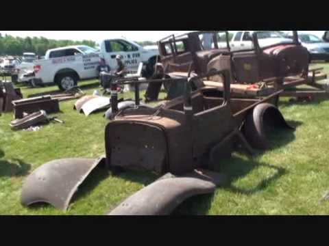 Waterdown automotive flea market