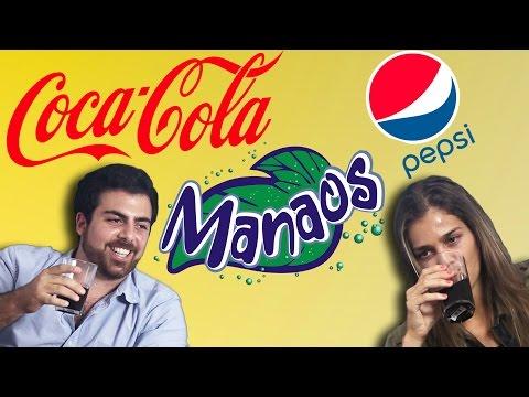MANAOS VS. COCA Y PEPSI | PILO