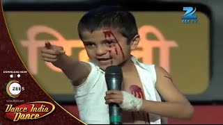Most Funny Moments On Dance India Dance