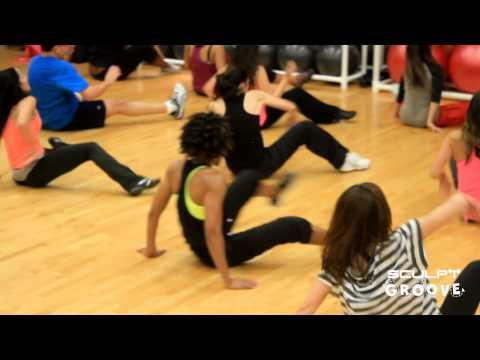 Lifetime Fitness  SCULPT & GROOVETM created by Tamara Jenkins