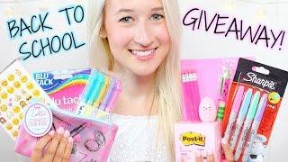 Back To School Supplies Haul 2015 | sophielouisebeauty