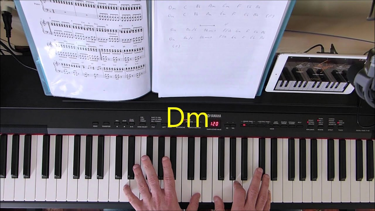 Mr Blue Sky ELO Electric Light Orchestra Piano Tutorial How To Play