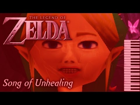 BEN Drowned - Song of Unhealing (Zelda Creepypasta)