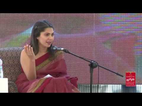 KLF-2014: In Conversation with Mohammed Hanif (9.2.2014)