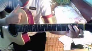 Tập guitar trong 1 tháng hè - Bài 4: cách đặt hợp âm