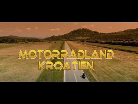 Motorradland Kroatien-Film