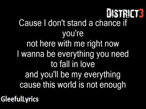 District 3 - Runaway (Lyrics)