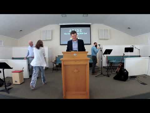 July 19 Christ's Love in a Consumer Culture at Lakeside Baptist Church