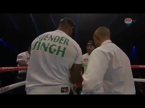 Vijender Singh Highlights
