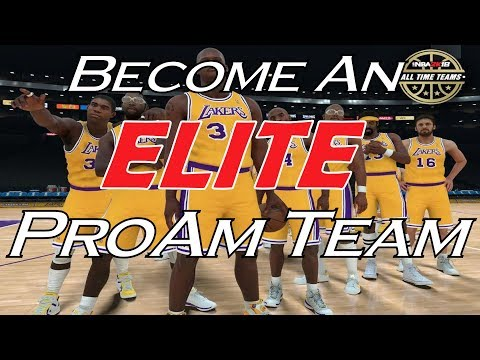 5 Tips That Will INSTANTLY Make Your Team Better At ProAm | NBA 2K18 ProAm Gameplay Commentary