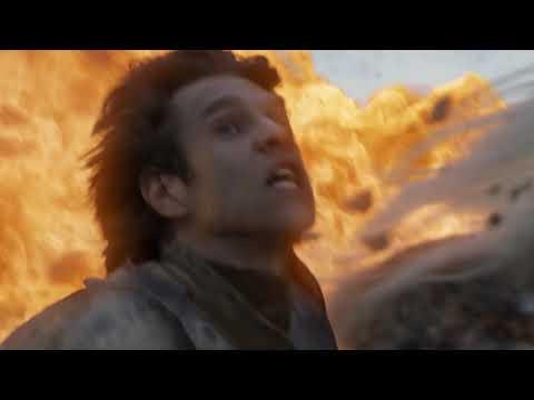 Дейенерис сжигает Золотых Мечей Игра Престолов 8 сезон 5 серия