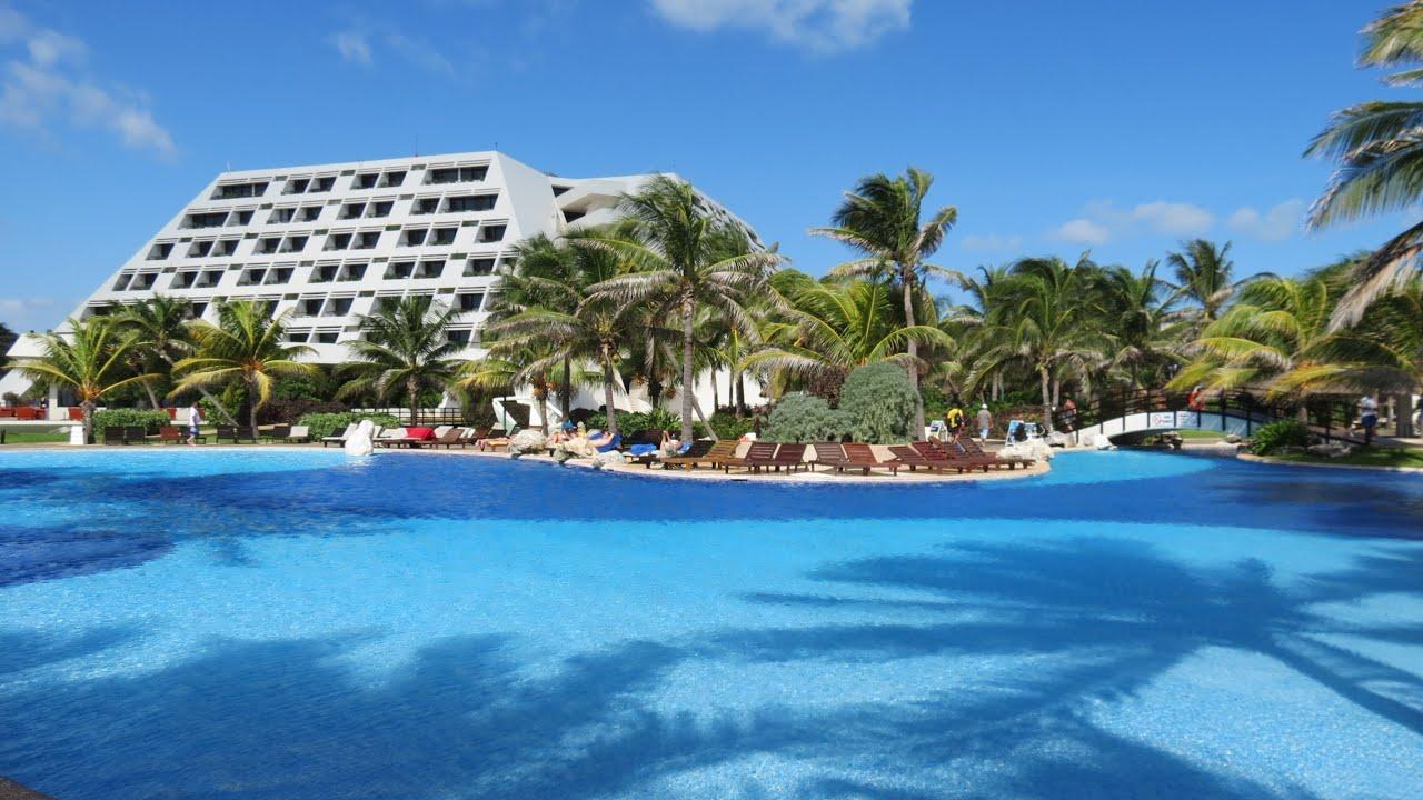 Grand Oasis Cancun Hotel All Inclusive