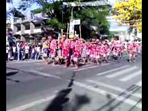 KAAMULAN 2010 CHAMPION WITH THE ORIGINAL MATIGSALOG TRIBE CHAMPION Municipality of Kitaotao Video by Bobbie Guzman