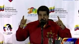 Maduro anuncia plan de posgrado de Misión Sucre