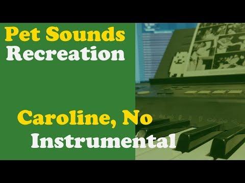 Caroline, No - Instrumental Cover