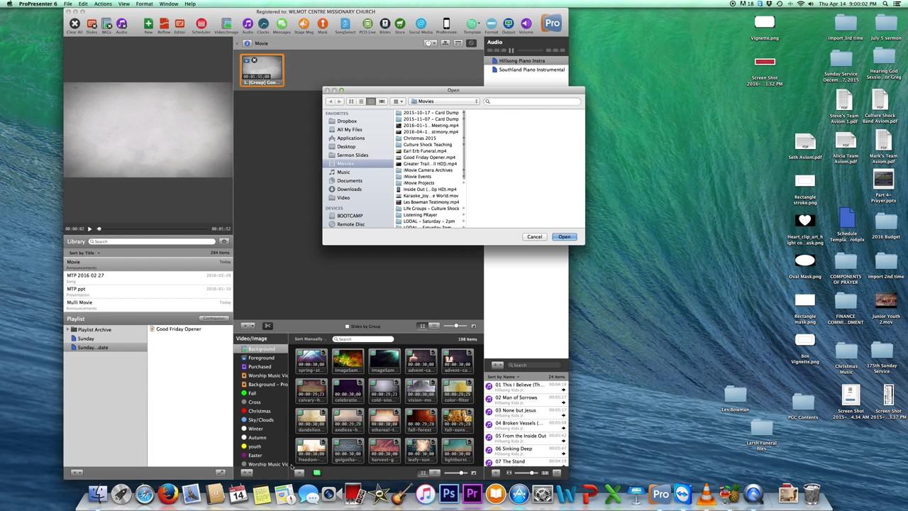ProPresenter 6 Tutorial - Importing Video into ProPresenter