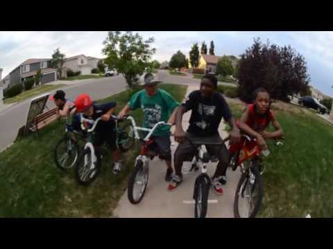 RC Car Jumps 5 Kids on Bikes in Green Valley Ranch, CO