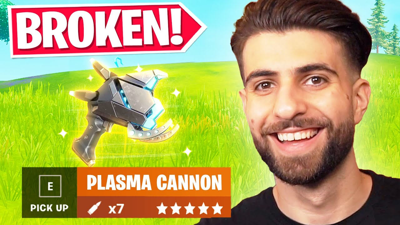 How GOOD is the New PLASMA CANNON?