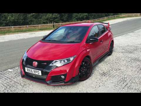 Honda Civic Type R - Exchange and Mart Review