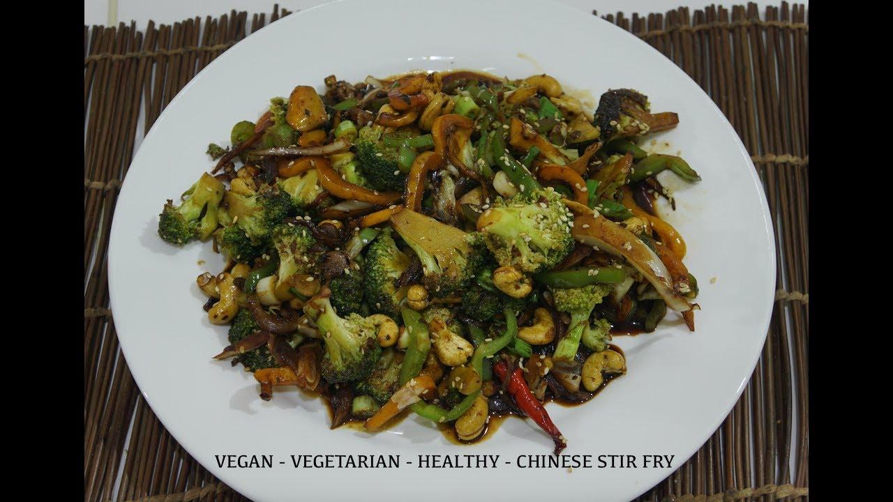 chinese broccoli cashew stir fry recipe vegan wok easy quick chinese broccoli cashew stir fry recipe vegan wok easy quick tasty forumfinder Image collections