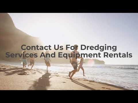 Coastal Erosion - Ocean Dredging Services To Protect Your
