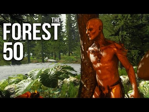 THE FOREST [HD+] #050 - Expedition zum Dschungelvolk ★ Let's Play The Forest