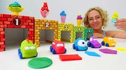 Spielzeug Kindergarten. 3 Lehrreiche Videos am Stück.Wir lernen mit Nicole