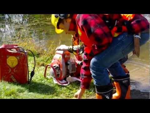Maritime College Of Forest Technology - Pump Lab 03
