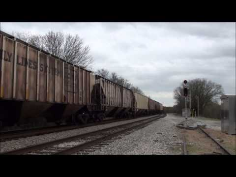 Railfanning in Middle & East Tennessee ft. CSXT Chatt. Sub. reroutes & NS #8099!!!
