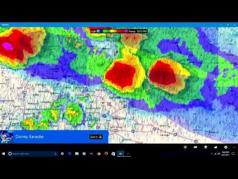 Severe Weather Radio Net