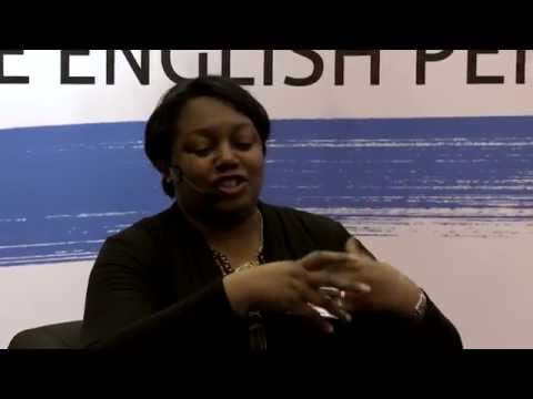 LBF 2014: Malorie Blackman in conversation with Julia Eccleshare