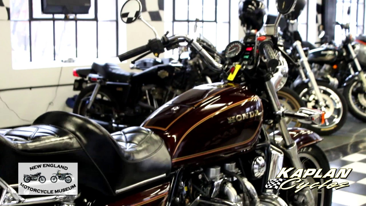small resolution of 1983 honda goldwing naked gl1100 start up walkaround for sale