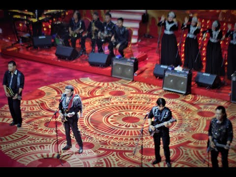 dangdut akademi menyanyikan lagu insya Allah rhoma irama, indosiar 5 juli 2017