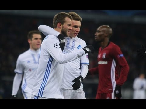 Лига чемпионов динамо киев боруссия голи